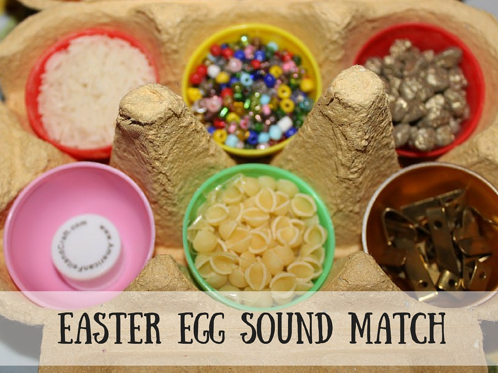 Easter Egg Sound Match