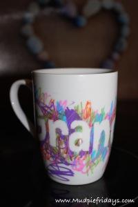 Sharpie Gift for grandparents