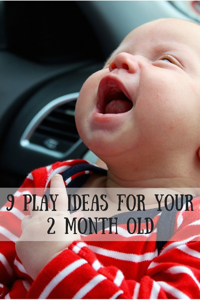 9 play ideas for your 2 month old