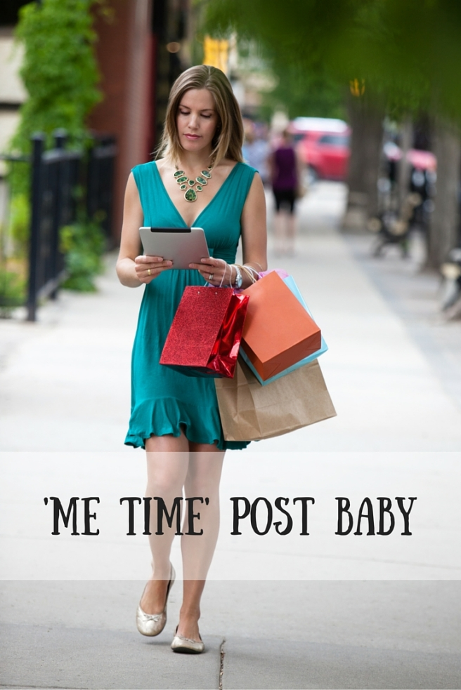 'Me Time' Post Baby