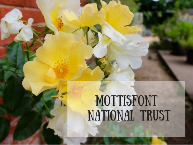 Mottisfont National Trust